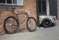 Morgan Motor Company to collaborate on two concept bicycles