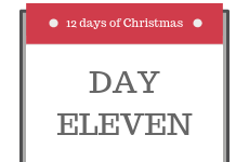 12 Days of Christmas 2018 - Day 11 - Enter our competition