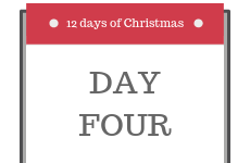 12 Days of Christmas 2018 - Day 4 - Enter our competition