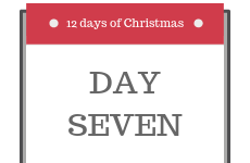 12 Days of Christmas 2018 - Day 7 - Enter our competition