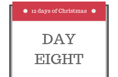 12 Days of Christmas 2018 - Day 8 - Enter our competition