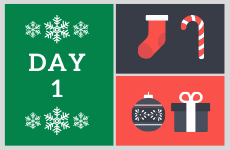 12 Days of Christmas 2019 - Day 1 - Enter our competition