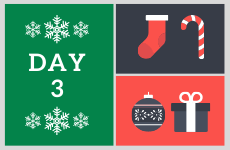 12 Days of Christmas 2019 - Day 3 - Enter our competition