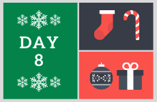 12 Days of Christmas 2019 - Day 8 - Enter our competition