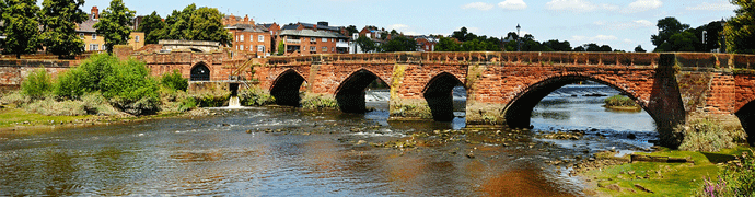 Chester Old Dee Bridge