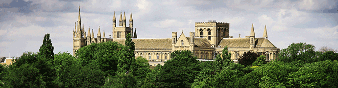 Peterborough Cathedral