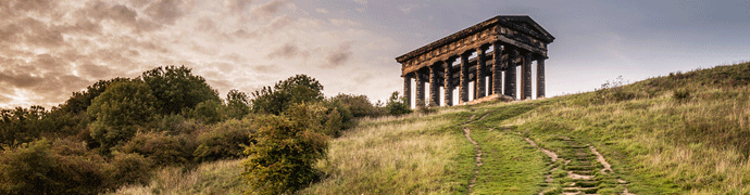 Penshaw Monument Wearside
