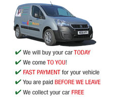 Money4yourMotors.com: We will buy your car today