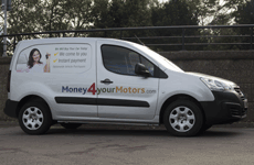 Money4yourMotors.com: Selling your car to us is easy - we come to you